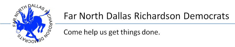 Far North Dallas Richardson Democrats